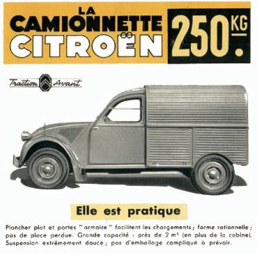 Citroen Camionette